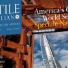 Ecco la copertina del nuovo numero di Stile Italiano Speciale America's Cup Napoli